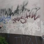 Odstraňování graffiti v Brně