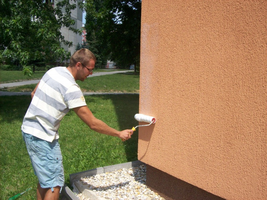 Odstranění graffiti, levná cena za ochranu proti graffiti nátěrem